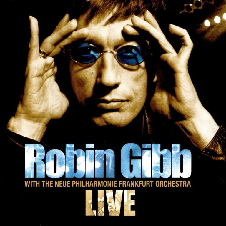 Robin Gibb Live