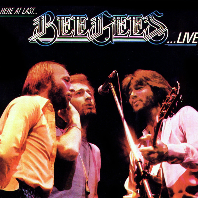 Here At Last… Bee Gees ...Live