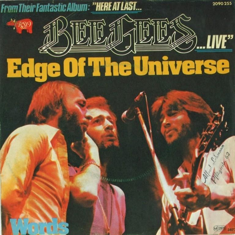 Edge Of The Universe (live)