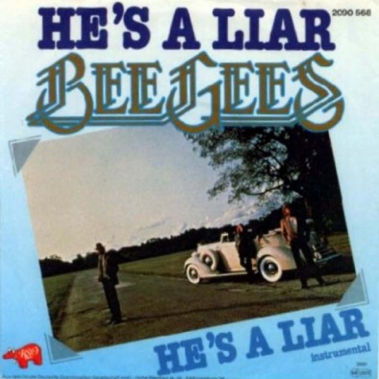 He's A Liar