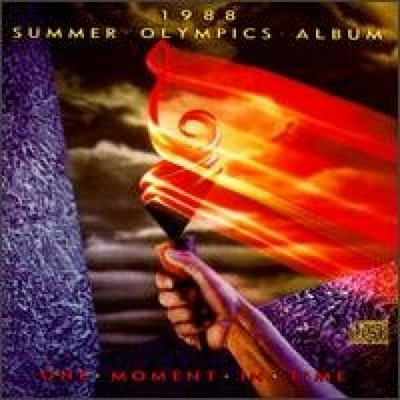 One Moment In Time - '88 Olympics album