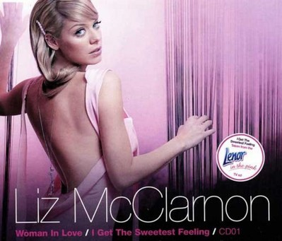 Woman In Love (Liz McClarnon)