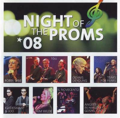 Juliet live (Night of the Proms 2008)